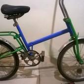 Подростковый велосипед диаметр колес 20см