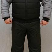 Разные цвета Мужской зимний горнолыжный спортивный костюм куртка и брюки