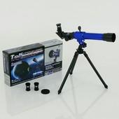 Телескоп астраномический научные игры для школьников C2103 в коробке