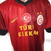 Спортивная оригинал футбольная футболка Nike  ф.к Галатасарай Sneijder .s-m
