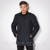 Мужская демисезонная куртка классического кроя 50-60 размер
