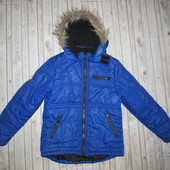 Куртка деми, теплая URB 6-7 лет.