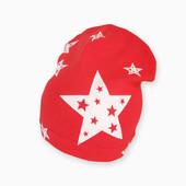 Шапка красная Звезда на ог. 50-55см