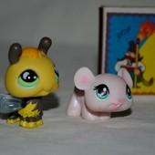 Пет шопы pet shop игрушки зоомагазин Littlest pet shop LPS