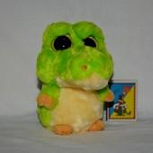 мягкий глазастик Aurora Юху крокодил YooHoo юху и друзья