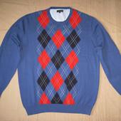 Charles Vogele (XL) свитер мужской натуральный