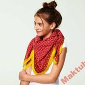 Шаль шарф платок TCM Tchibo