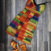платье-сарафан ZARA M-L
