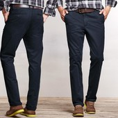 Крутые мужские твилл брюки штаны M 50 евро Tchibo ТСМ