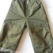 Детские утепленные штаны H&M p.92(1,5-2 года)