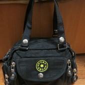 Спортивная вместительная маленькая сумка (7 карманов)