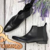 Мужские ботинки челси Frank Wright с классическим острым носком  SH3513