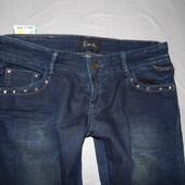 М-L, поб 48-50, джинсы скинни стрейч внизу на замках 8mm, Нидерланды