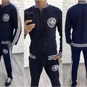 Мужской спортивный костюм  Adidas  традиция 46.48.50.52 (2с