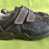 Туфли кожаные Clarks uk7F, р.24, ст.16см.