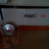 Немецкая швейная спец.машинка