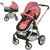 Детская коляска-трансформер Bambi 6811-3, 6811-4.