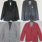 Пиджак мужской подростковый Англия, Франция george, f&f и Promod