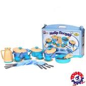 Набор посуды 37 предметов ТехноК 4463