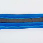 Утяжелители манжеты для рук и ног 0021Р-2,5: вес 2x1,25кг
