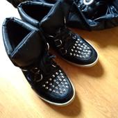 Модні кєди черевики рр 37