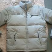 Чоловічий пуховик 2 в 1 куртка=жилетка