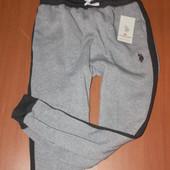теплые штаны мужские. размер л  U.S. Polo Assn бронь