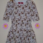 Платье 3-4 года TU*