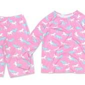 Пижама кофта брюки 104-146 см. от  Green Cotton