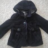 Пальто-курточка 86 р