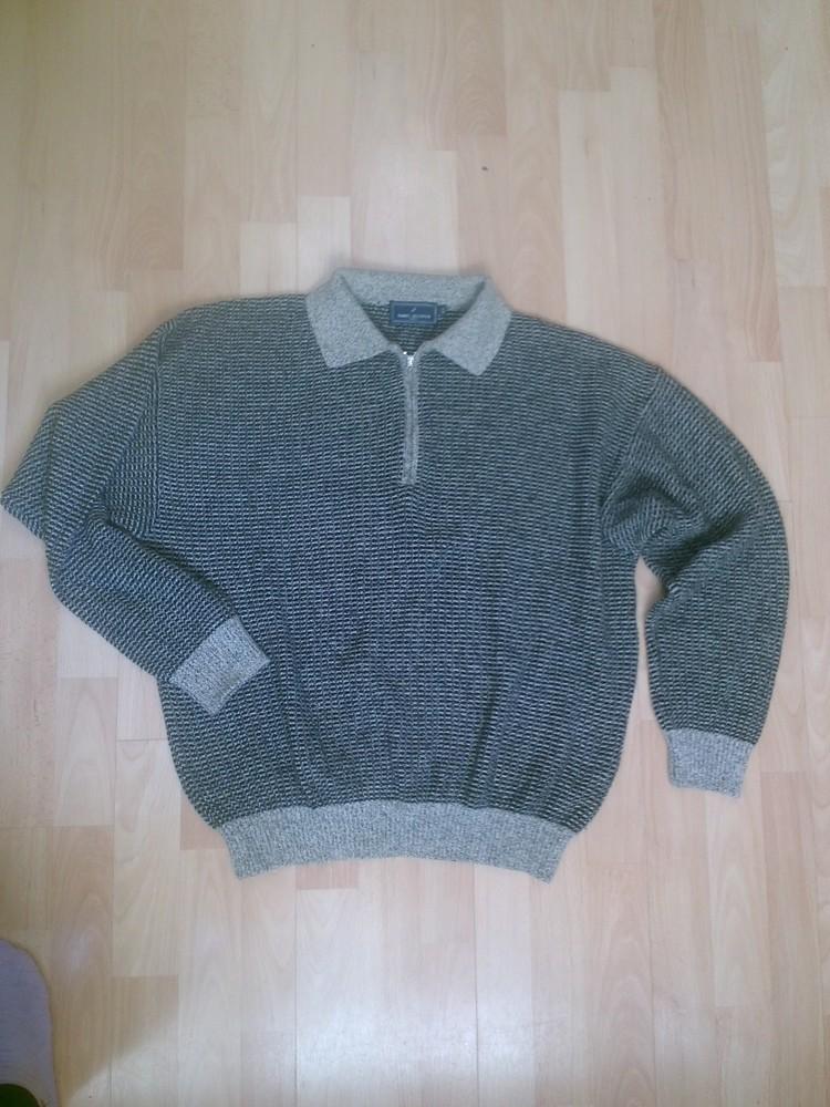 Фирменная кофта свитер XL фото №1