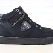 Ботинки Multi Shoes на меху из натур. нубука р. 42,45, код nvk-2813