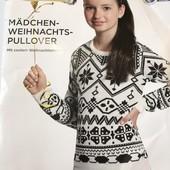 Свитер, пуловер, джемпер детский на девочку Pepperts 6-8, 12-14 лет