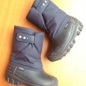 Сапоги Tundra Boots Kids Teddy, размер 10, стелька 16.5