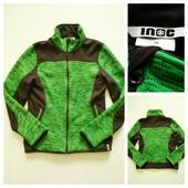 Фирменная флисовая куртка Inoc, размер 38