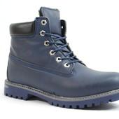 Мужские зимние ботинкиTimberland