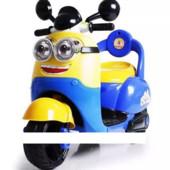 Детский мотоцикл M 3562 Миньон