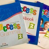 Англійська 6 клас Access