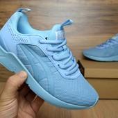 Кроссовки женские Asics Gel light blue
