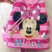 Детский рюкзак минни маус, Disney (США)