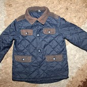 Куртка деми на мальчика 98-104 р