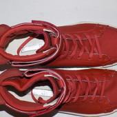Кожаные фирменные стильные молодежные ботинки 41 р - Новые