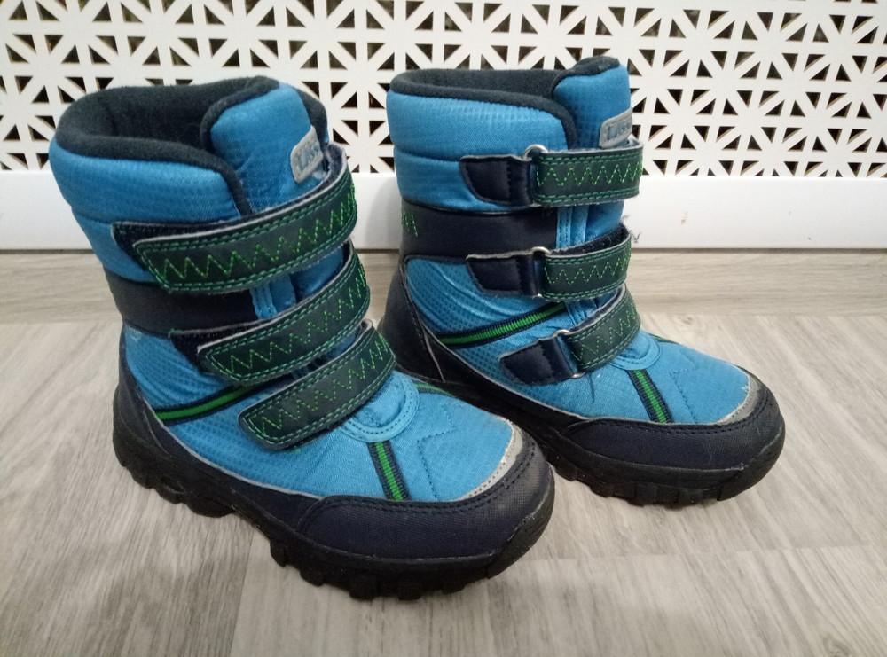 Зимове термо взуття фото №1 a83b05316daaa