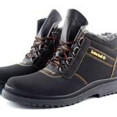 Стильные и прошитые ботинки на оригинальной подошве (АН-256)