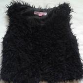 Меховая жилетка Fashion Favourite ( 134-140 см )