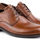 Один раз обуты классные туфли Ecco Harold 43 размера