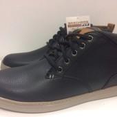 Стильные мужские ботинки Skechers Rolven размеры 41-46