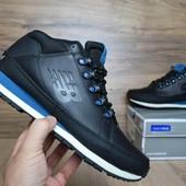 Ботинки New Balance H 754 black/Blue