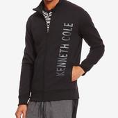 Теплая спортивная кофта на флисе Kenneth Cole, размер S