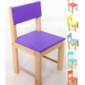 Детский стульчик. Сделан по Госту. Опт и розница. Разная высота